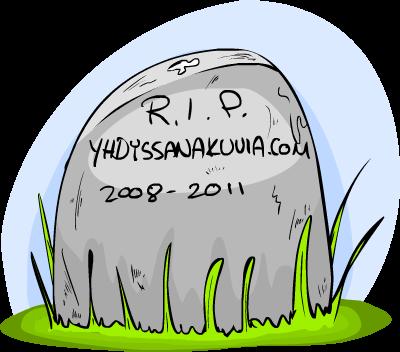 R.I.P. Yhdyssanakuvia.com 2008-2011.